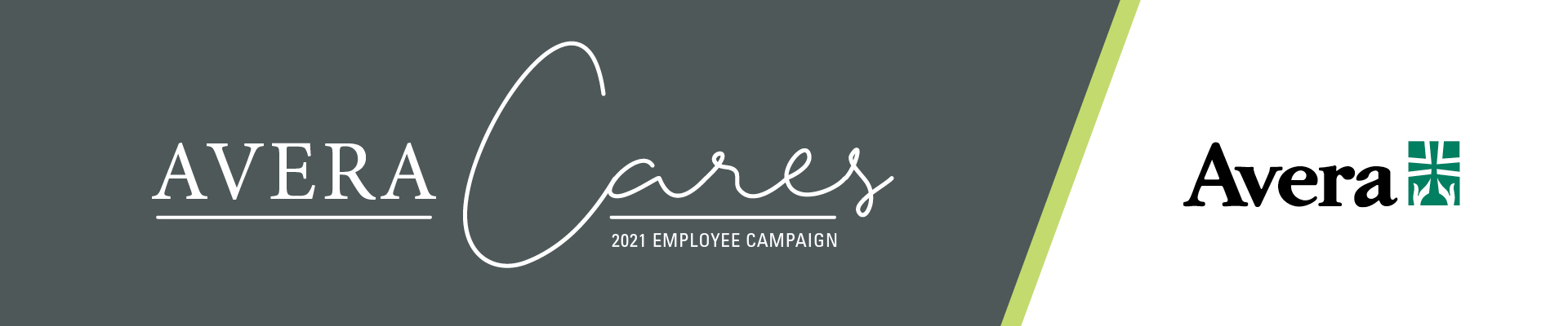 Avera Cares 2021 Employee Giving Campaign